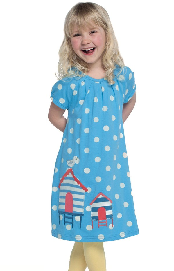 Frugi lucy dress color