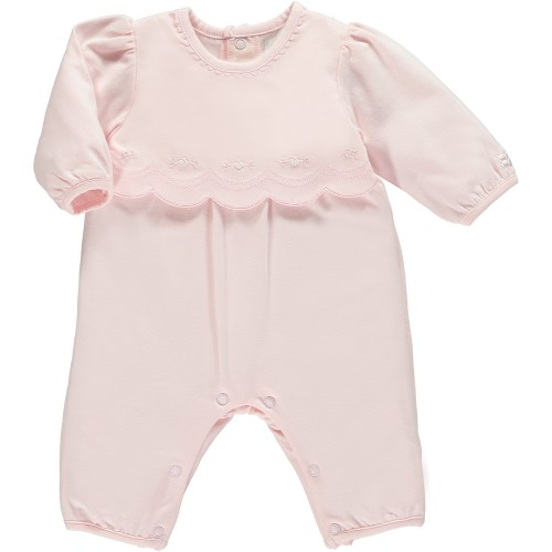 Emile et Rose Kayleigh Stretch SJ AIO with scalloped emb yoke 069197476301